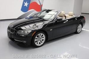 2013 BMW 3-Series 328I CONVERTIBLE HARDTOP AUTO HTD SEATS