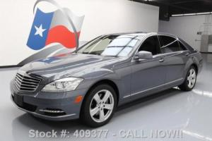 2011 Mercedes-Benz S-Class S550 AWD CLIMATE SEATS SUNROOF