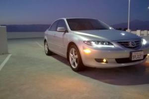 2005 Mazda Mazda6 S Sport Sedan