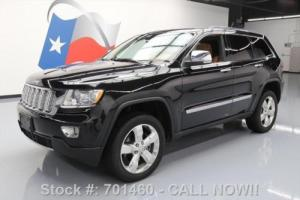 2011 Jeep Grand Cherokee OVERLAND SUMMIT 4X4 NAV