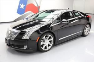 2014 Cadillac ELR HYBRID NAVIGATION REAR CAM 20'S