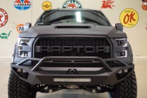 2016 Ford F-150 FX4 CUSTOM KEVLAR,LIFTED,ROOF,NAV,HTD LTH,KICKER SYS!