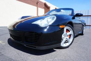2004 Porsche 911 04 Porsche 911 C4S Carrera 4S 996 Cabriolet
