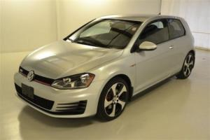 2016 Volkswagen Golf GTI SE 2dr Hatchback Manual