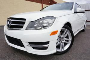 2014 Mercedes-Benz C-Class 14 C250 Sport Pkg C Class 250 Sedan ONLY 22k Miles