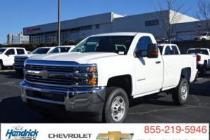 """2016 Chevrolet Silverado 2500 4WD Reg Cab 133.6"""" Work Truck"""