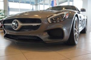 2016 Mercedes-Benz AMG® GT AMG GT S Certified