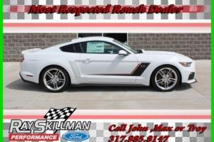 2016 Ford Mustang 2016 ROUSH RS3  Stage 3 Mustang 670HP DEMO