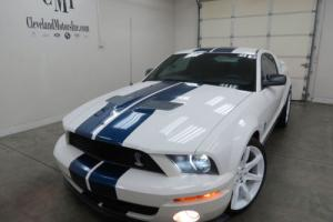 2009 Ford Mustang 2dr Coupe Shelby GT500