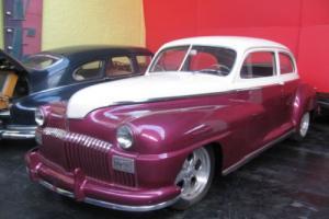 1946 Desoto sport coupe