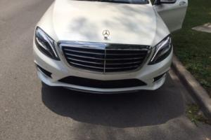 2014 Mercedes-Benz S-Class S550 Certified