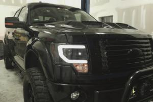 2011 Ford F-150 Black Ops FX4