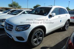2017 Mercedes-Benz GLC GLC300 SUV