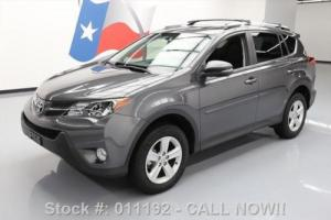 2013 Toyota RAV4 XLE SUNROOF REAR CAM BLUETOOTH