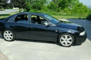 2002 Audi S4 S4