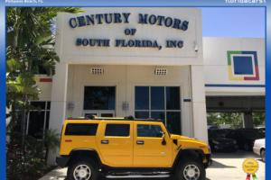 2003 Hummer H2 Auto 4X4  Warranty SunRoof Accident Free CPO Photo