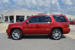 2012 GM Certified Cadillac Escalade Premium One-Owner