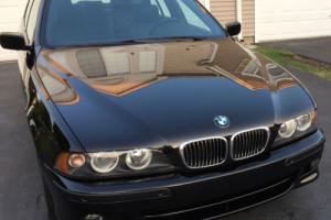 2003 BMW 5-Series 290hp V-8 Auto Luxury Performance Touring Sedan