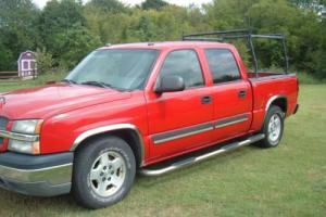 2005 Chevrolet Silverado 1500 ls Photo