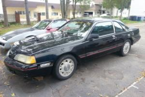 1988 Ford Thunderbird