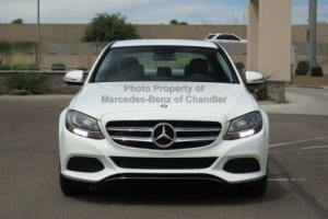 2016 Mercedes-Benz C-Class CERTIFIED PRE-OWNED