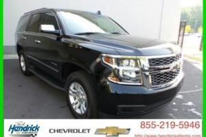 2016 Chevrolet Tahoe LT Certified