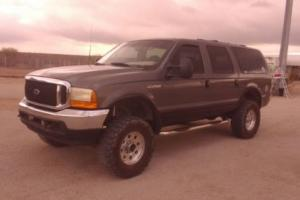 2001 Ford Excursion LMT