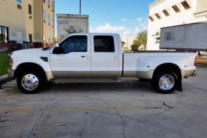 2008 Ford F-450 King Ranch New Engine w/ Warranty
