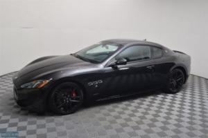 2015 Maserati Gran Turismo 2DR CPE GRANTURISMO SPORT