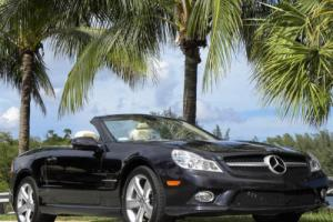 2009 Mercedes-Benz SL-Class SPECIAL ORDER-P1 PACK-FINEST ANYWHERE NO RESERVE