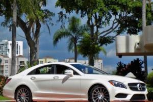 2016 Mercedes-Benz CLS-Class CLS400 Designo