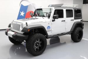 2015 Jeep Wrangler UNLTD SPORT HARD TOP 4X4 LIFT