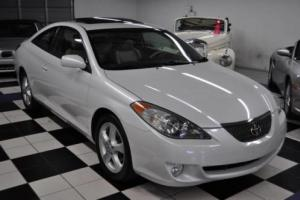 2006 Toyota Solara ONLY 2 OWNERS CARFAX CERTIFIED!