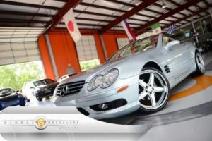 2005 Mercedes-Benz SL-Class 5.0L