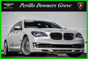 2013 BMW 7-Series Li xDrive