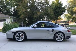 2002 Porsche 911 911 turbo Photo