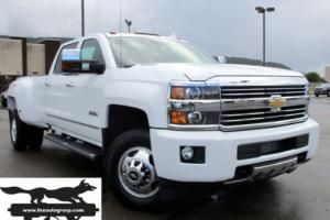 2016 Chevrolet Silverado 3500 3500 HD High Country 4wd Crew Cab Duramax Diesel D