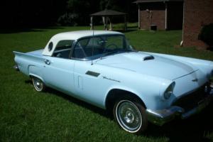 1957 Ford Thunderbird Thunderbird