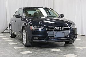 2013 Audi A4 4dr Sedan Automatic quattro 2.0T Premium Plus