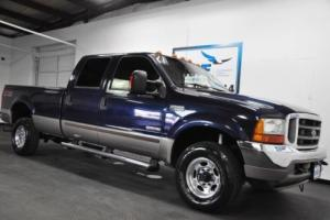 2004 Ford F-350 LARIAT 4WD DIESEL V8 SENSORS LEATHER ALLOYS HTD STS TOW