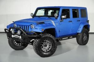 2015 Jeep Wrangler 4x4 Lifted Automatic 24s