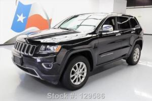 2014 Jeep Grand Cherokee LIMITED 4X4 LEATHER NAV