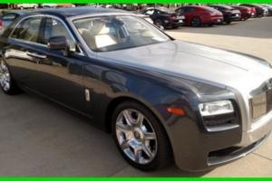 2011 Rolls-Royce Ghost 4DR SDN