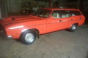 1978 XC Ford Fairmont Wagon All Original, All factory optioned, 1 owner & Books