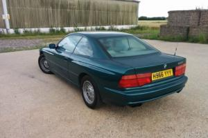 1991 BMW 850i Auto 94k FBMWSH Winter Project for Sale