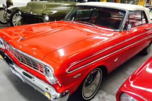 1964 Ford Futura Convertible 302 V8 Immaculate C4 Auto Rare Photo