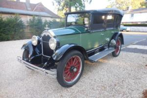 1924 BUICK 5 SEATER TOURER (CREDIT/DEBIT CARDS & DELIVERY)