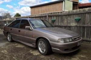 1989 Holden Commodore SV5000 Sedan Rose Grey in VIC