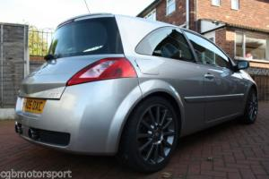 RENAULT MEGANE 225 TURBO SPORT TROPHY SILVER MOT QUAIFE TTV REMAP R26 Photo