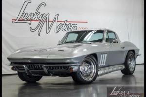 1966 Chevrolet Corvette Coupe Resto Mod 385hp w/AC and Heated Seats!